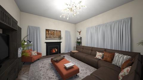 Moms living room - Classic - Living room  - by missmcpherson