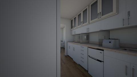 Condo - Living room  - by rudi jock