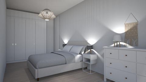 slaapkamer oegstgeest - Bedroom - by Estherembosch
