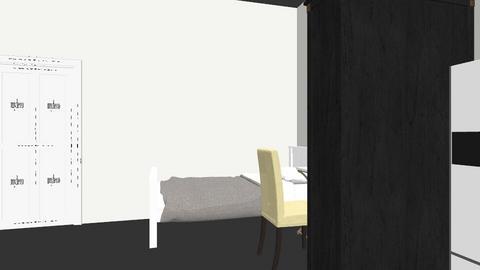 adik - Bedroom  - by emmyammyra
