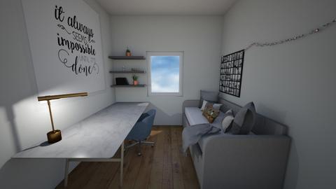 small bedroom 2 - Bedroom  - by LilLil