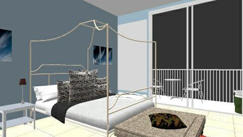 Dream bedroom - Bedroom - by lurkingcat