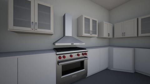 Kitchen - Kitchen - by laurensussi