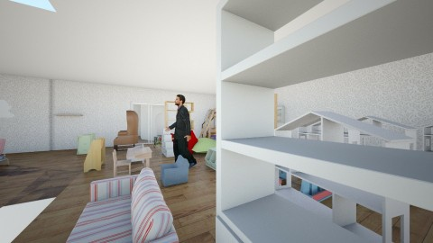 Lumina library 1st ground - Eclectic - Office  - by lumina