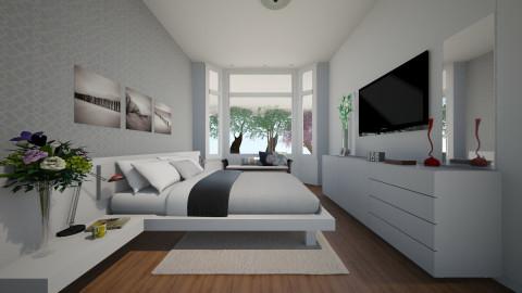 casa Aldeia do Bosque  - Bedroom - by moniaakyla