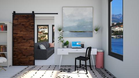 Electric Home Office - Office  - by Yate