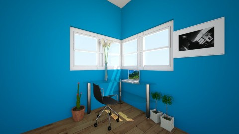 Friendly office - Modern - Office  - by DEVON ALEXANDER