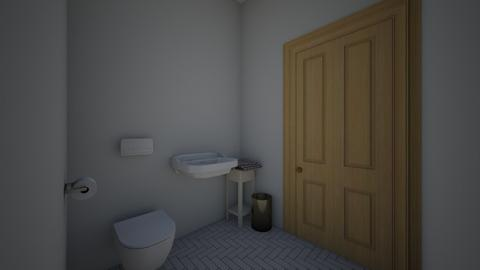 bathroom - Bathroom - by RyanMcFadden