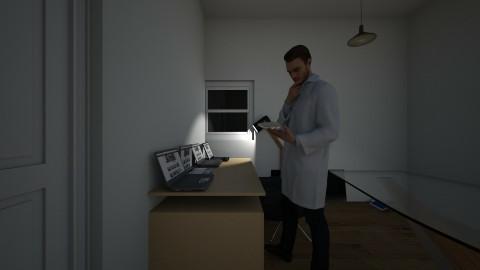 asmael - Country - Office  - by asmael