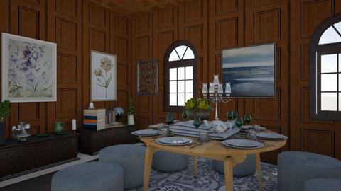 Dream mansion - Classic - by Logan_p