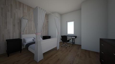 Bedroom 1 - Bedroom  - by Lynn Wawronowicz