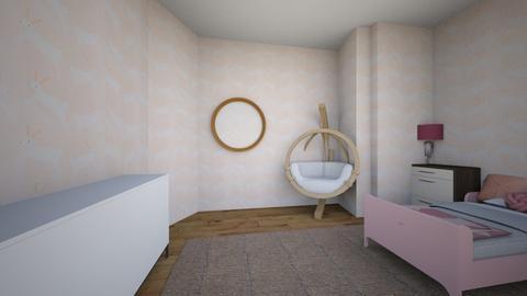 bedroom - Bedroom  - by hallie h