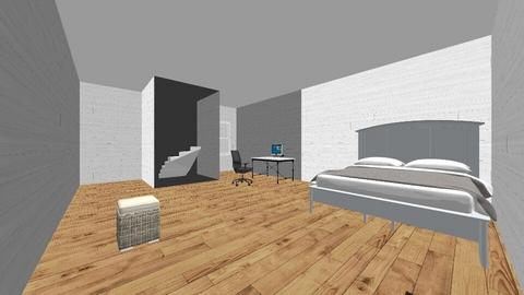 Moja soba 2 - Living room  - by dino_kajevic