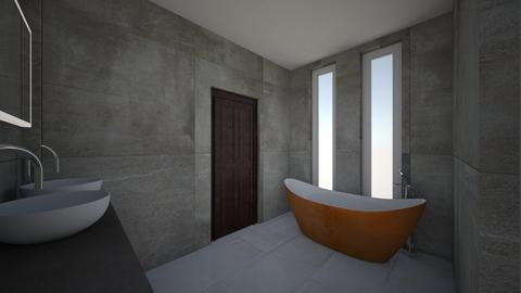 Saun ja vannituba - Bathroom  - by Mann93