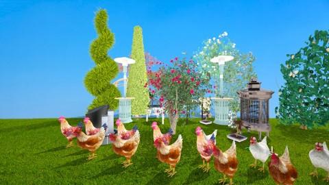 garden - Glamour - Garden - by avian