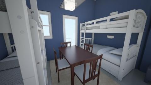 condo 3_0 - Dining room - by edjsueno