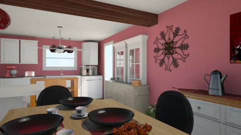 mb Kitchen Dream - Eclectic - Kitchen  - by Marybeth Mizell