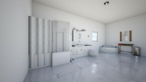 Hotel Bathroom - Bathroom  - by suede12345