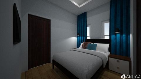 ostrich chapel - Bedroom - by DMLights-user-1347648