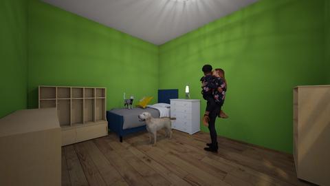 Tudor bedroom - Kids room - by Anaideea
