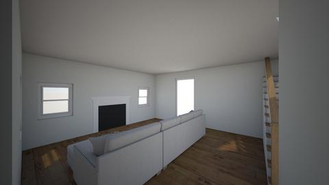 Caroline sofa - Living room  - by DMCH