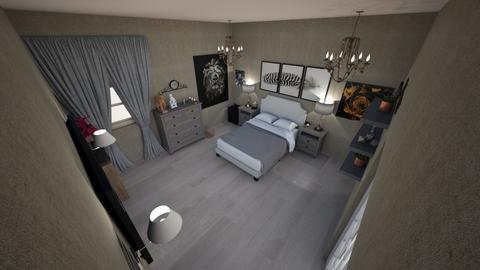 beauty - Bedroom  - by bortholf
