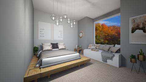 cute room - Bedroom  - by notyou