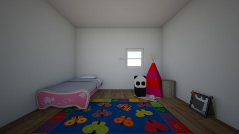 girls room - Kids room  - by km200120
