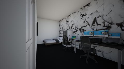 Room 1 - Bedroom  - by Gracjan1