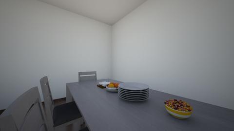 the kitchen - Kitchen  - by shelightskn2