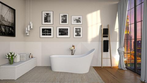 Bath - Bathroom  - by gaietta_aa