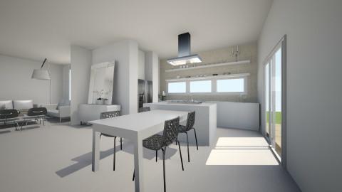 kitchen - by CeliGP