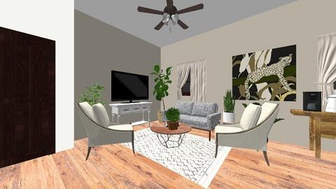 Christina Livingroom Opt2 - Living room - by MaicaAndreaStyles
