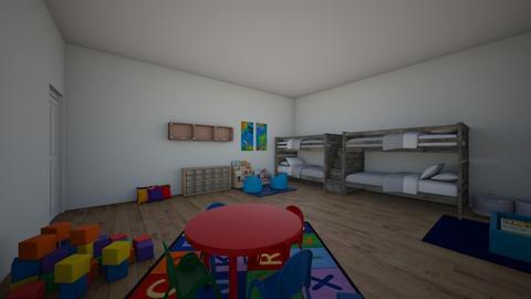 Cute Kids Room  - Kids room  - by moode4250