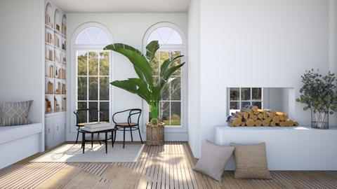 l i v i n g - Living room  - by aestheticXdesigns