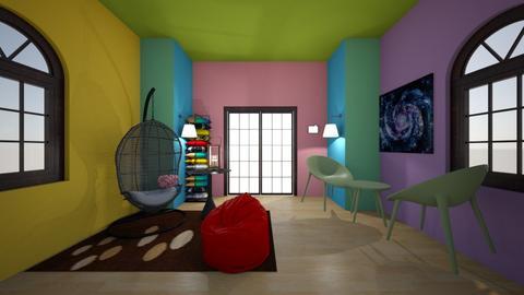 Sunroom - by NIGHTTACO10