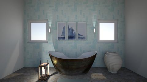 Luxury Bathroom  - Bathroom  - by Gandalf101