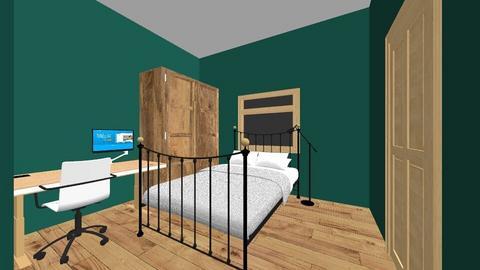 2 - Bedroom  - by Amagu05