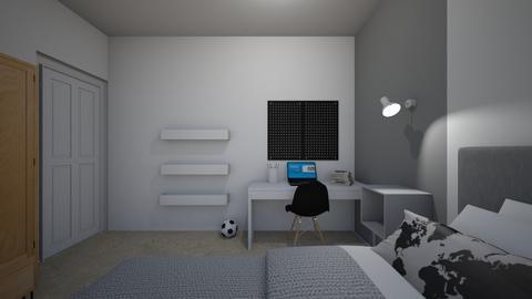 Shachar ben Meir 12 - Kids room - by erlichroni