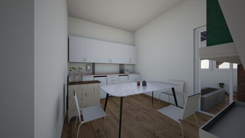 KAMAR BAPK IBUK - Modern - Living room  - by djokos