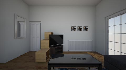 Cocina comedor salon - Living room - by Itxasovillullas
