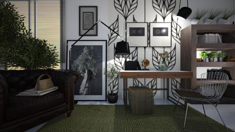 jungle - Office  - by ana111