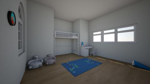 kids bedroom - by Crocsrule2
