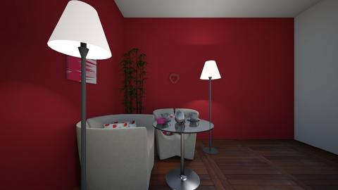 apple boy - Bedroom  - by Conner Kirkpatrick