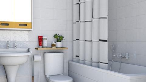 llondon - Bathroom  - by zozan