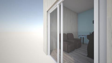 escritorio4 - Minimal - Office  - by nuns3i