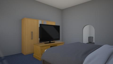 mnmnm - Bedroom  - by georgefawke