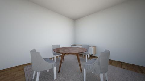 123000 - Dining room  - by BUKAJKO