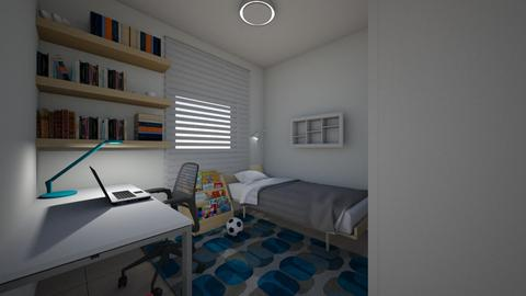 asaf1 - Kids room - by orlykr71
