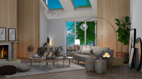 Romm_Ideas_Living_Chichi - Living room  - by ChichiAsr